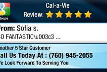 5 Star Reviews / Check out our 5 star reputation