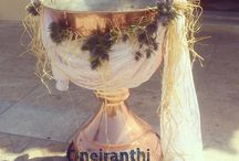 Christening decoration by Oneiranthi