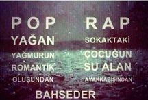 Türkçe Rap / Türkçe Rap ve Hip hop