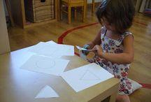 Montessori-activités