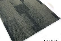 Carpet Tile / We have not only wooden and stone vinyl floor, but also carpet vinyl flooring. It is a good choice for commercial.