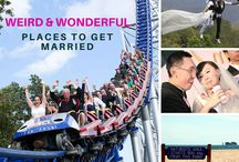Weird and Wonderful Places To Get Married