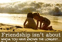 Friendship: True Friends...