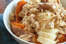 Everything Sweet Potato