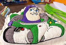 O's 3rd birthday - cake ideas