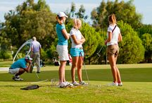 Women's Golf / Ladies' golf gear that'll make you do a double-take! / by Academy Sports + Outdoors