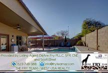 CCBS! Canyon Trails Gorgeous High End Pristine Home / 16674 W Monroe Street, Goodyear, AZ 85338 3 Bed | 2 Bath | 2,550 Square Feet
