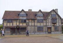 Shakespeare Birthplace in Stratford-upon-Avon / Stratford-upon-Avon