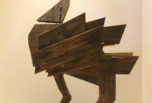 Mehmetyavuz sculpture / My works (çalışmalarım)