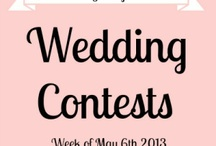 Wedding Contests / Getting married soon? Me, too! I discovered that another perk of the engagement period is being able to enter wedding contests! Here's where I curate all of the ones that I find each week! / by Brandi Jeter