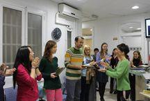 CONCURSO DE FOTOGRAFIA-TEMA MADRID-ACADEMIA DE ESPAÑOL PARANINFO / La Academia Paraninfo organizó en septiembre de 2013 un concurso de fotografía con el tema: Momentos en Madrid. Participaron los alumnos de español para extranjeros.