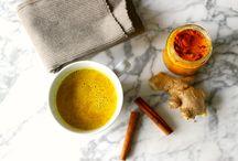 DRANKEN / Hier vind je een verzameling van mijn favoriete recepten voor lekkere warme en koude dranken.