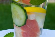 Weight loss and detox drinks