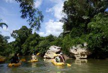 Reisverhaal: kamp in Khao Sok National Park