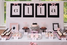 Ava's 1st Birthday Ideas / by Patrice Pompa