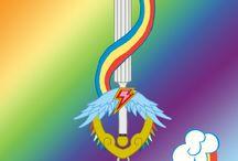 Swords of Cutiemarks