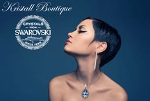Kristall Boutique - SWAROVSKI® Crystals Collection jewelry / www.kristallboutique.com