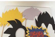 Dragon Ball Z Cumpleaños