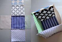 Blokken naaien