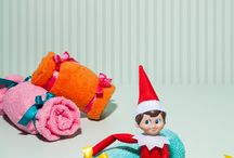 Elf on the Shelf adventures
