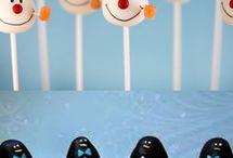 Cake Pops / by Miranda McBride Hoffman