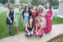 October/Halloween Bachelorette Party Inspiration