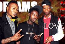 Dreams Of Love / it is by my niggas Nito, Idrissa and Amsa