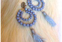 Earrings Bijoux Handmade  / Madeinitaly bijoux