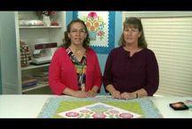 Quilt Videos / by Debra Olley