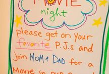 Movie Night / by Christina Thornton