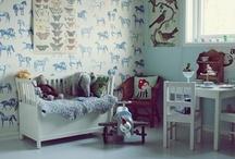 kids rooms / by Suz @ BeesLikeHoney