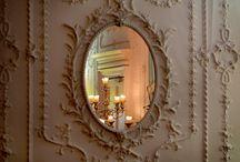 Intérieurs et appartements de Mme Victoire à Versailles