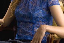 блузки из гипюра