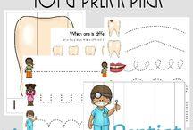 PreK: Dental