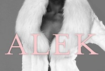ALEK WEK / FASHION