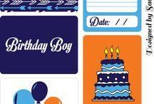 365: Printable (Birthday)