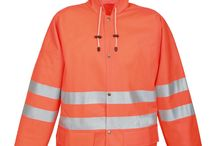 Waterproof warning clothing / Waterproof warning clothing