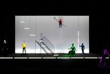 Robert Wilson / Avant garde theatre director