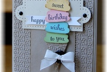 Stampin' Up!  B'day / by Sharon Milburn