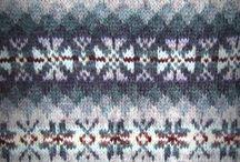 SHETLAND - Knitting, Vews, etc.