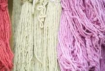 hand spud,hand weaving,hand dyeing yarn and diy