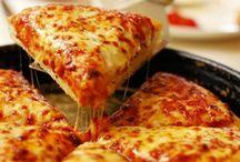 ζυμη πίτσας με δύο υλικα