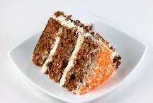 Cakes / All sorts of delicious cakes.  / by Judimae's Kitchen