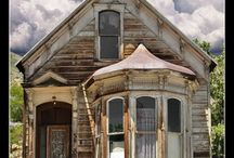 Old House Obsession / by Junk Hippy - Kristen Grandi