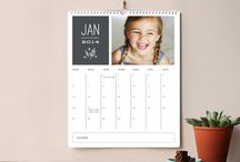 Holiday Stationary  / Not sure what to do with all those photos that you took throughout the year? Creating personalized holiday cards, calendars, tags and gifts for loved ones is a perfect way to show someone that you appreciate them.