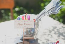 Cali's 1st birthday party / by Camille Zendejas