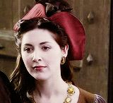 Anne Stanhope-The Tudors / play by: Emma Hamilton