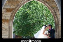 Weddings at Alice Millar Chapel