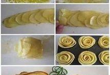 patate roses