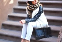 Winter Outfits / When it is cold outside we shouldn't have to sacrifice style to stay warm. This board will consist of scarves, coats, jackets, beanies, boots and anything you can create a fabulous winter outfit with! Bundle up in style and find winter outfit inspiration here!